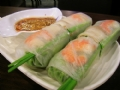 Vietnamese Shrimp  Roll